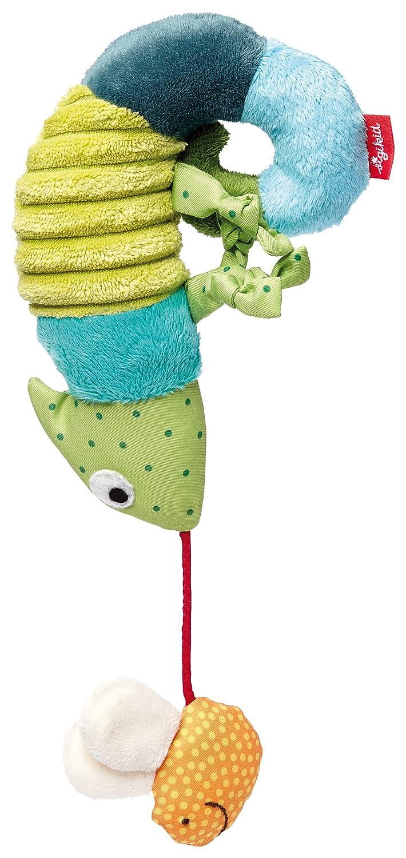 sigikid Chameleon Textile Clip Mobile for Car Seats