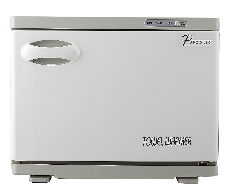towel warmer. Amazon.com: Pursonic Deluxe Towel Warmer With UV Sterilizer: Home \u0026 Kitchen E