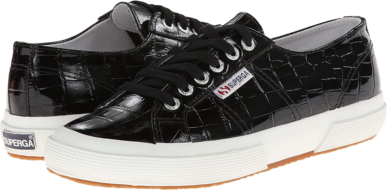 2750 Patent-Croc Fashion Sneaker