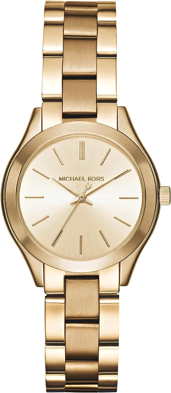 Michael Kors Mini Slim Runway Women s Wrist Watch – 33MM