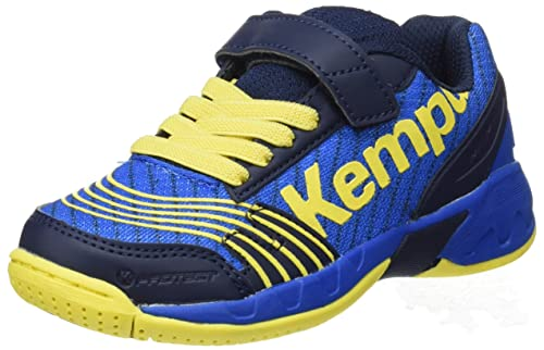 Kempa Attack Junior, Zapatillas de Balonmano Unisex Niños: Amazon.es: Zapatos y complementos