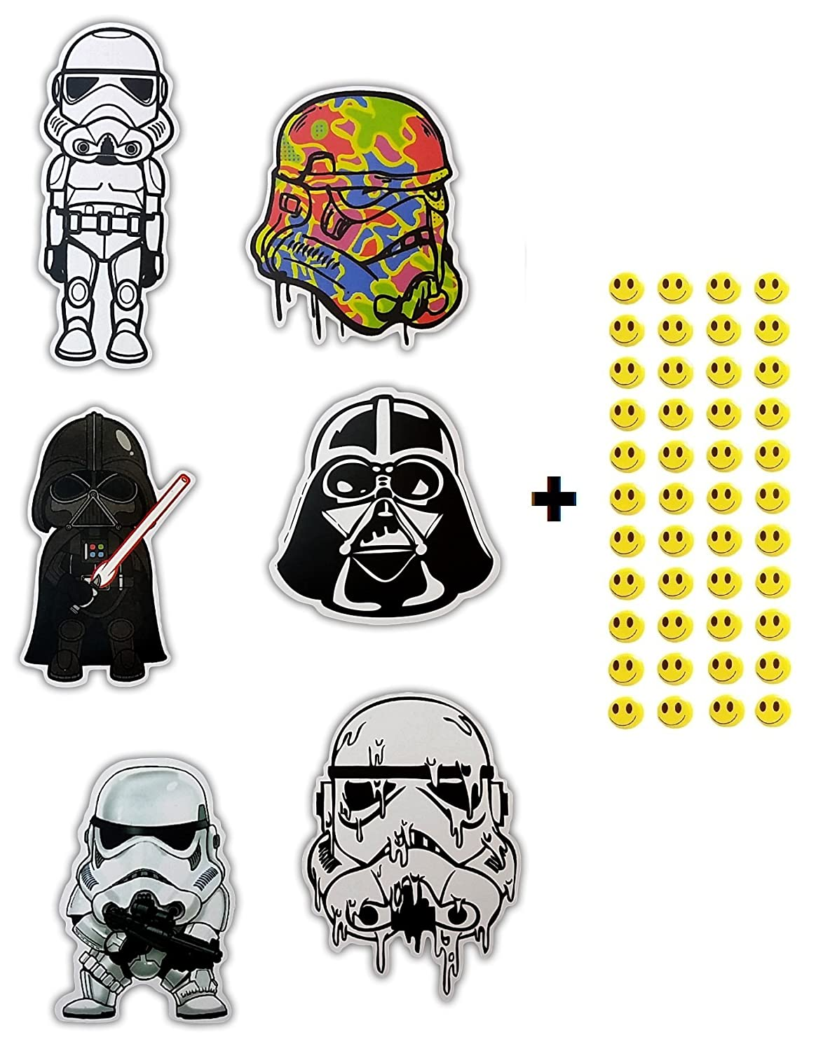 special for shoe new specials new arrive Skateboarding Stickers & Grip Tape Darth Vader Sticker Star ...