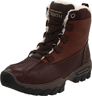 Amazon.com: Skechers USA hombre Earth Pounder Merino botas ...
