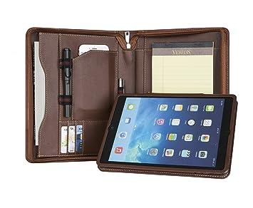 5aacc58775c [grabado] hifriend personalizada portadocumentos/cartera/carpeta de  documento organizador ejecutivo de piel