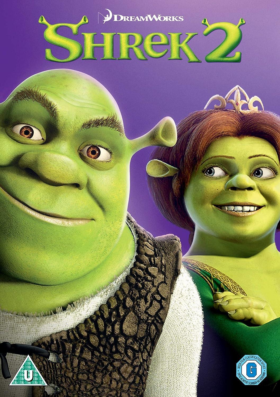 Amazon Com Shrek 2 2018 Artwork Refresh Dvd Movies Tv
