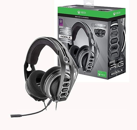 Plantronics Gaming Headset Rig 400lx Gaming Headset Für Elektronik
