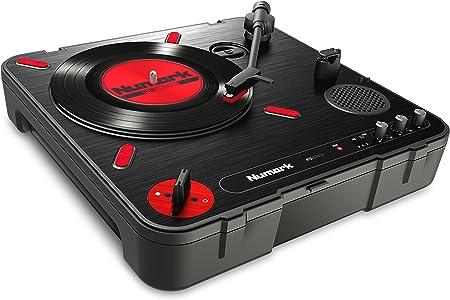 Amazon.com: Numark PT01 Scratch Portable Turntable: NUMARK PT01 SCRATCH PORTABLE TURNTABLE W/SCRATCH: Musical Instruments