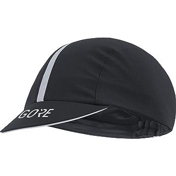 GORE WEAR C5 Gorra de ciclismo unisex, Talla: única, Color: negro: Amazon.es: Deportes y aire libre