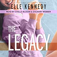The Legacy: Off-Campus, Book 5