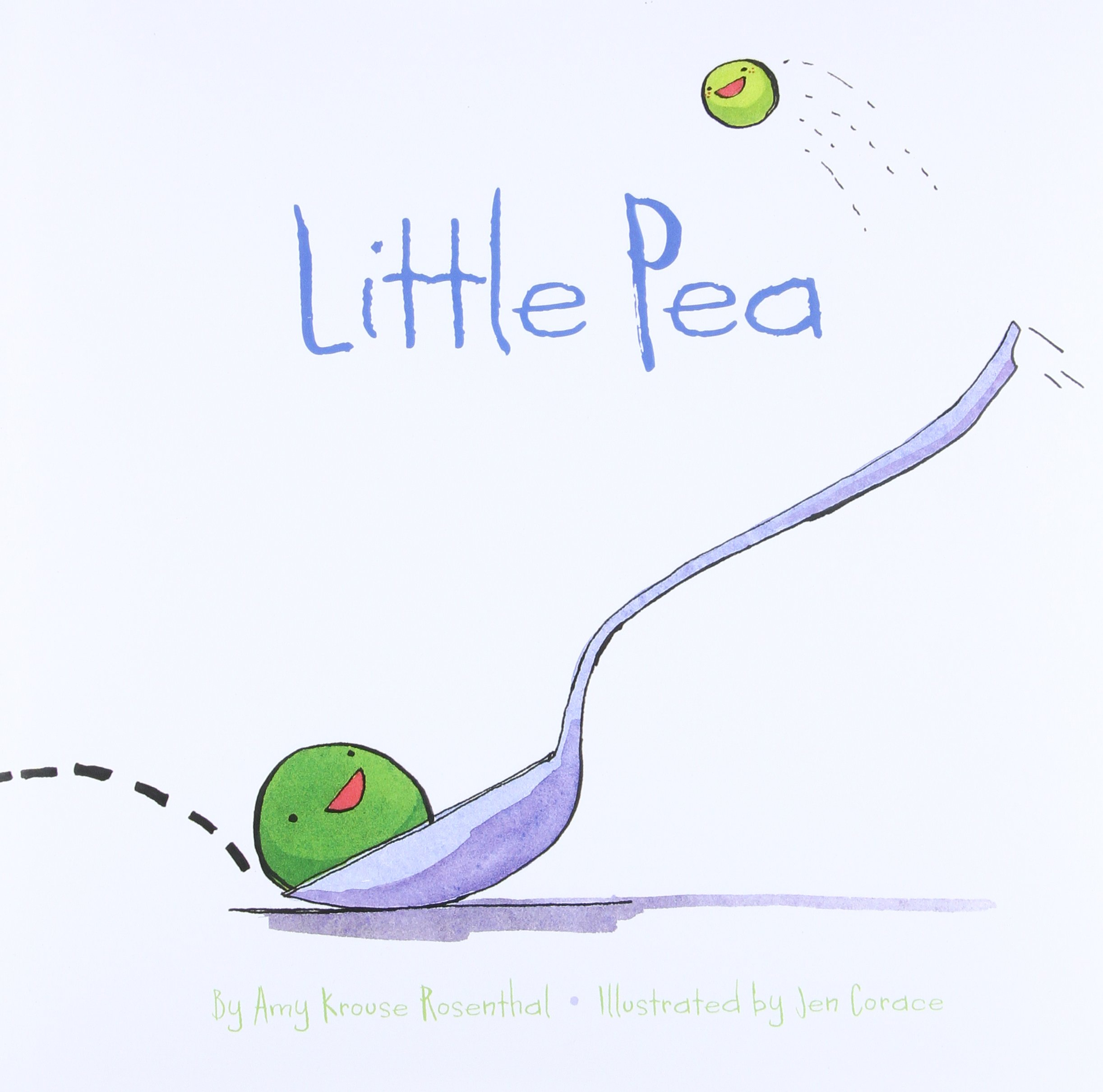 Little Pea Amy Krouse Rosenthal