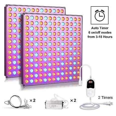 Roleadro LED Grow Light Panel 45 W