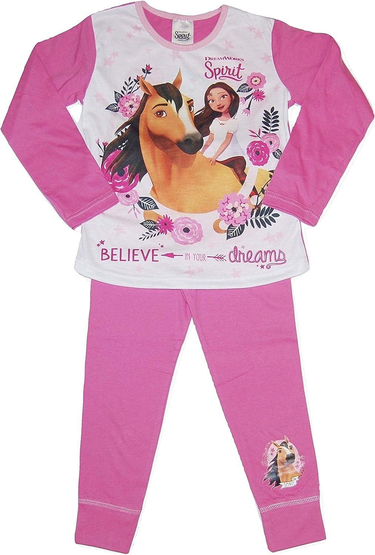 Pijama de niña Spirit Semental del Cimarrón