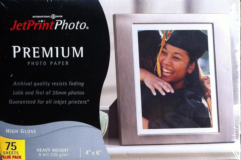Jet impresión Premium – Papel fotográfico (4 (4 (4