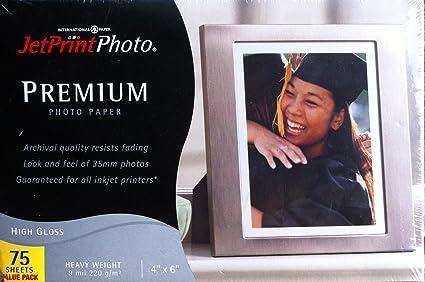 Jet Print Premium Photo Paper 4