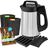Ivation Herbal Infusion Machine, Botanical Extractor Infuser for making Butter, Oils, Tinctures & More, Makes 1-4 cups (2 to