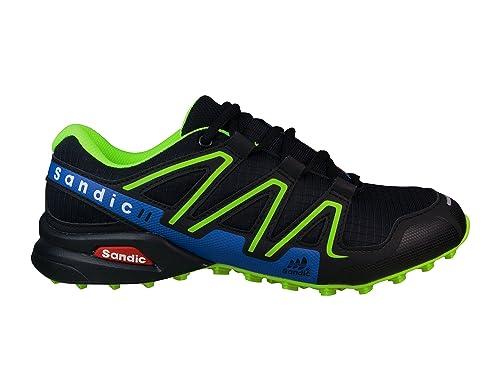 Unbekannt Zapatillas para Correr EN Montaña para Hombre: Amazon.es: Zapatos y complementos