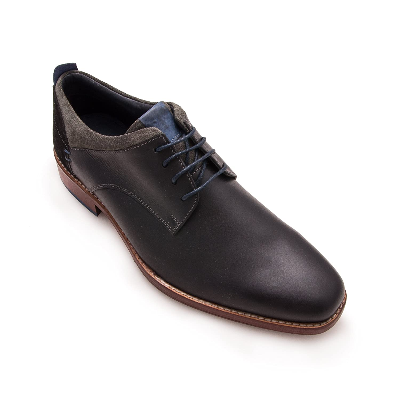 Zerimar Hombre Zapato de Hombre Piel 45 Para Hombre de Zapato Elegante Para 7ea96e