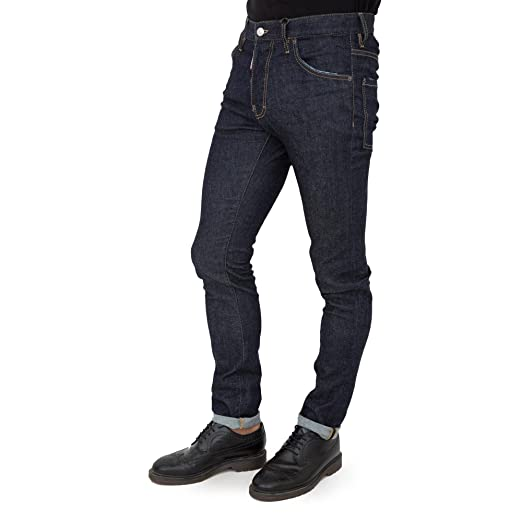 DSQUARED2 Dunkle Rinse Cool Guy Jean XL (52): DSQUARED2: Amazon.de:  Bekleidung