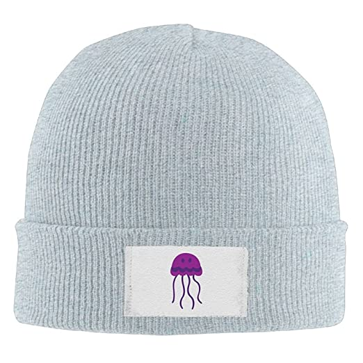 Unisex Cool Knit Hat Wool Hats Great Gift Ideas High End (Ash) at ... 2470a3756a3