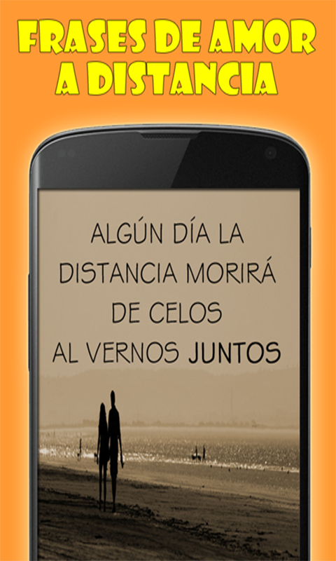 Amazon Com Frases De Amor A Distancia Appstore For Android