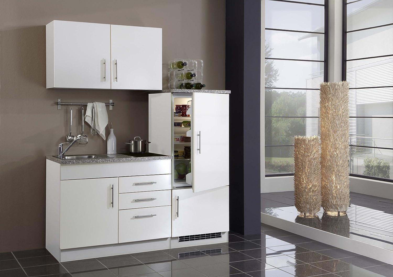 Held Möbel 904.6513 Single-Küche 160 mit 2-er ...