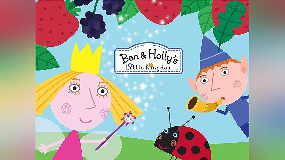 Ben & Holly's Little Kingdom, Vol. 3