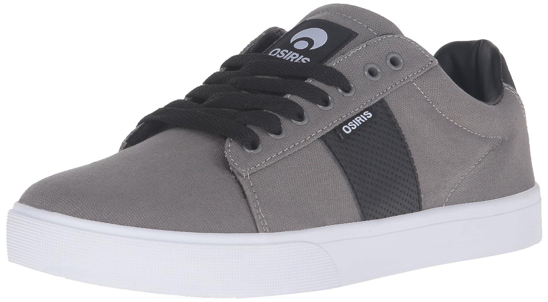 Osiris Men's Rebound VLC Skateboarding Shoe 9 D(M) US Grey/White/Bingaman