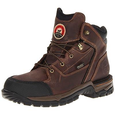 "Irish Setter Women's 83200 Two Harbors 6"" Steel Toe Work Boot: Shoes"