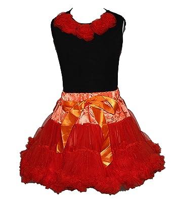 Amazon.com: Disfraz de tutú para fiesta de cumpleaños de 2 ...