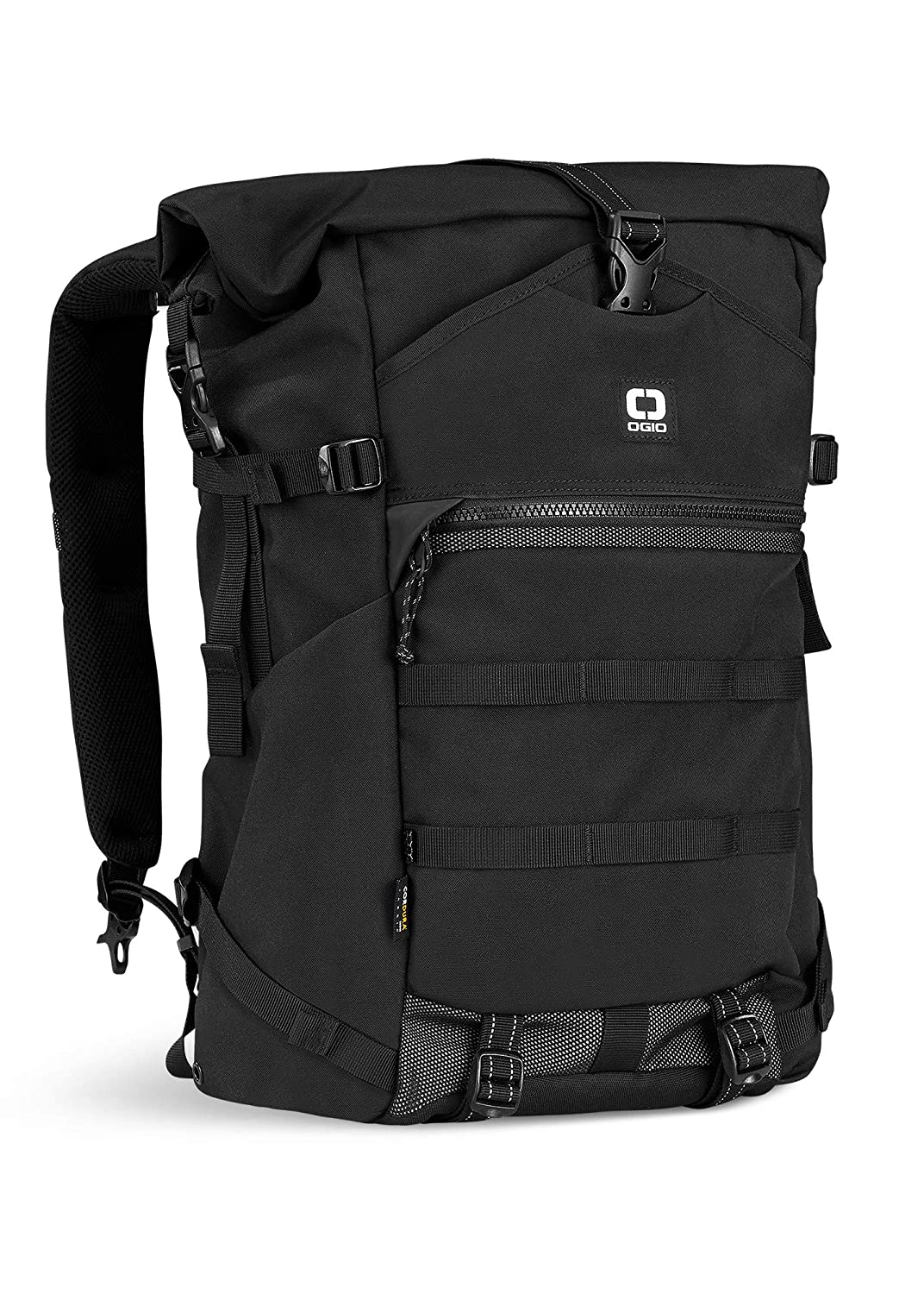 The OGIO ALPHA Convoy 525r Rolltop Backpack travel product recommended by Hayley Kerr on Lifney.