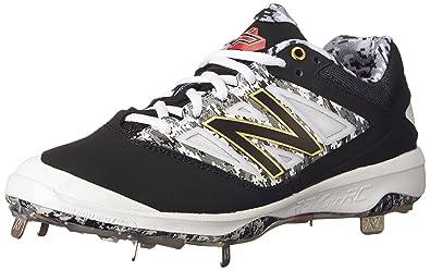 84e45df80af4d Amazon.com: New Balance Men's L4040V3 Cleat Baseball Shoe: Shoes