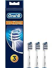Oral-B TriZone Cabezal de Recambio Para Cepillo de Dientes Eléctrico 3 Unidades