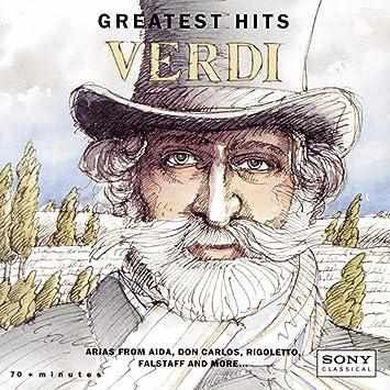 Various - Verdi  Greatest Hits - Amazon.com Music 090edfd62edd