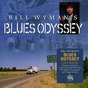 Bill Wyman's Blues Odyssey / Various [2CD / 1DVD]