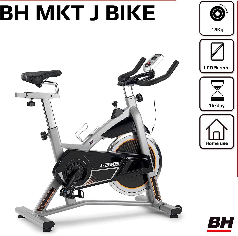 Tecnovita by BH MKT J Bike Bicicleta Ciclismo Indoor, Unisex ...