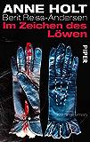 Im Zeichen des Löwen: Kriminalroman (Hanne-Wilhelmsen-Reihe 4)