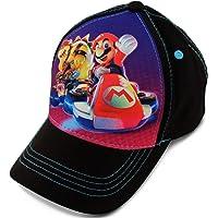 Nintendo Gorra de béisbol 3D Pop de para niños, con Super Mario, 4-7 años