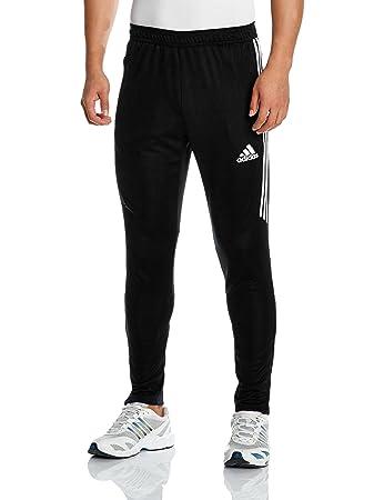 Adidas Tiro 17 Trainingshose Herren Schwarz Weiß BS3693