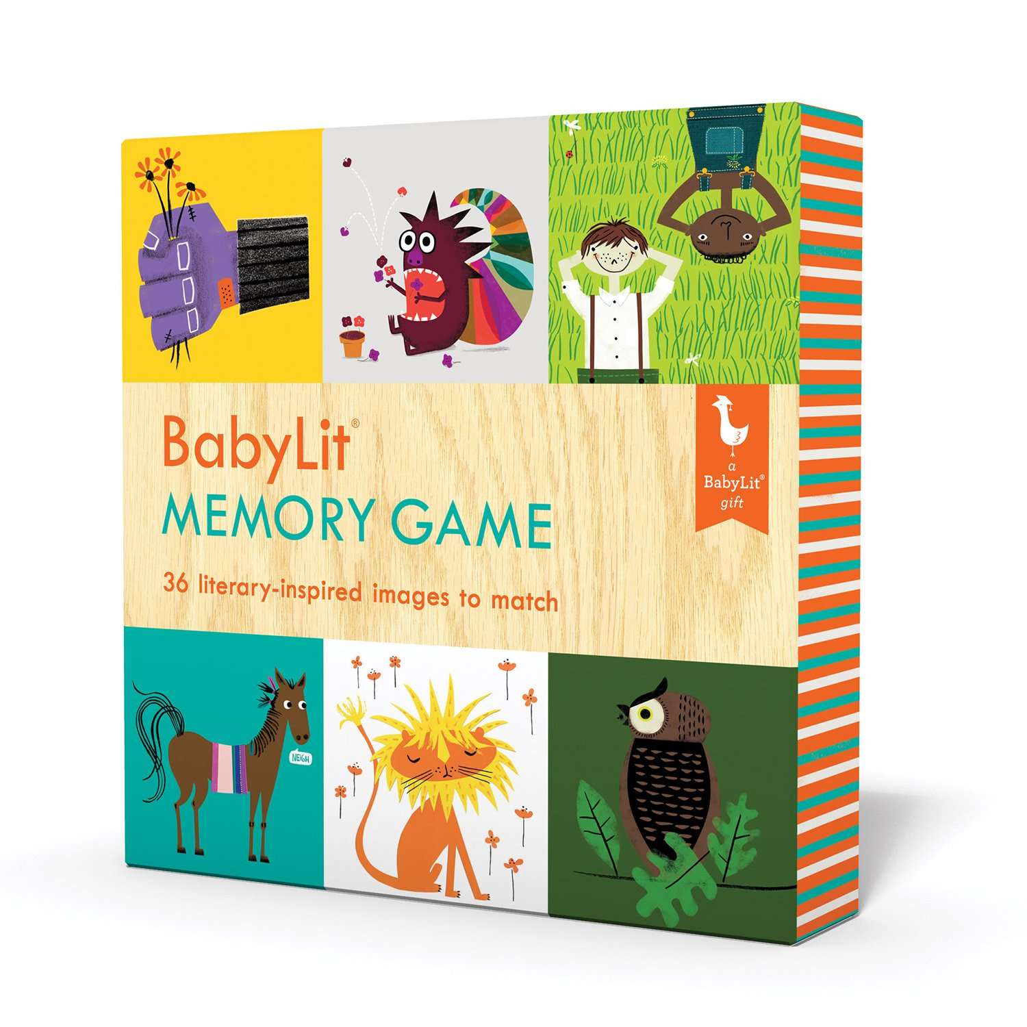 BabyLit® Memory and Matching Game pdf