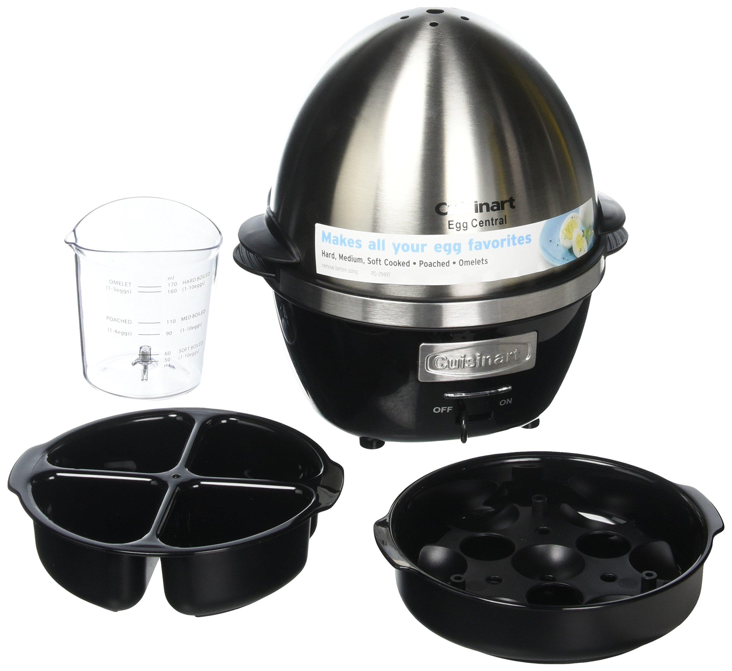 Cuisinart Egg Central Egg Cooker