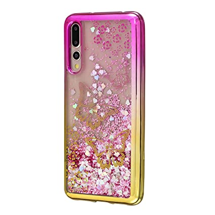 carcasa huawei p20pro glitter