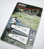 McNett - Aquasure Colle pour Réparation de Combinaisons, Waders, Cuissardes - Pack de 2 Tubes de 7g