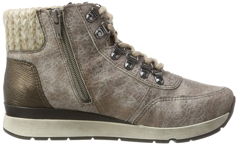 Jenny Damen Cordoba-st Combat Stiefel Beige (Taupe/Titan,bronce/Natur) (Taupe/Titan,bronce/Natur) (Taupe/Titan,bronce/Natur) 0e22ba