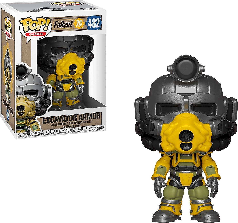 Funko Vinilo: Fallout 76: Pop 4 Figura Coleccionable, Multicolor ...