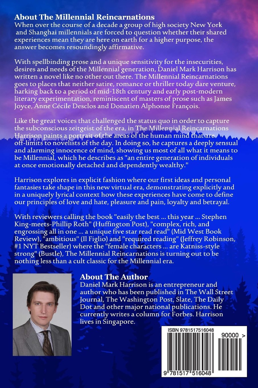 Ebook The Millennial Reincarnations By Daniel M Harrison