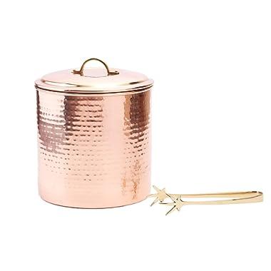 Old Dutch International 876 Old Dutch Ice Bucket, 3 Quart, Copper