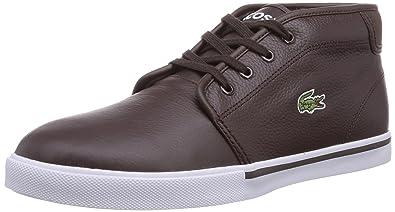 47e382170 Lacoste AMPTHILL LCR Herren Hohe Sneakers  Lacoste  Amazon.de ...