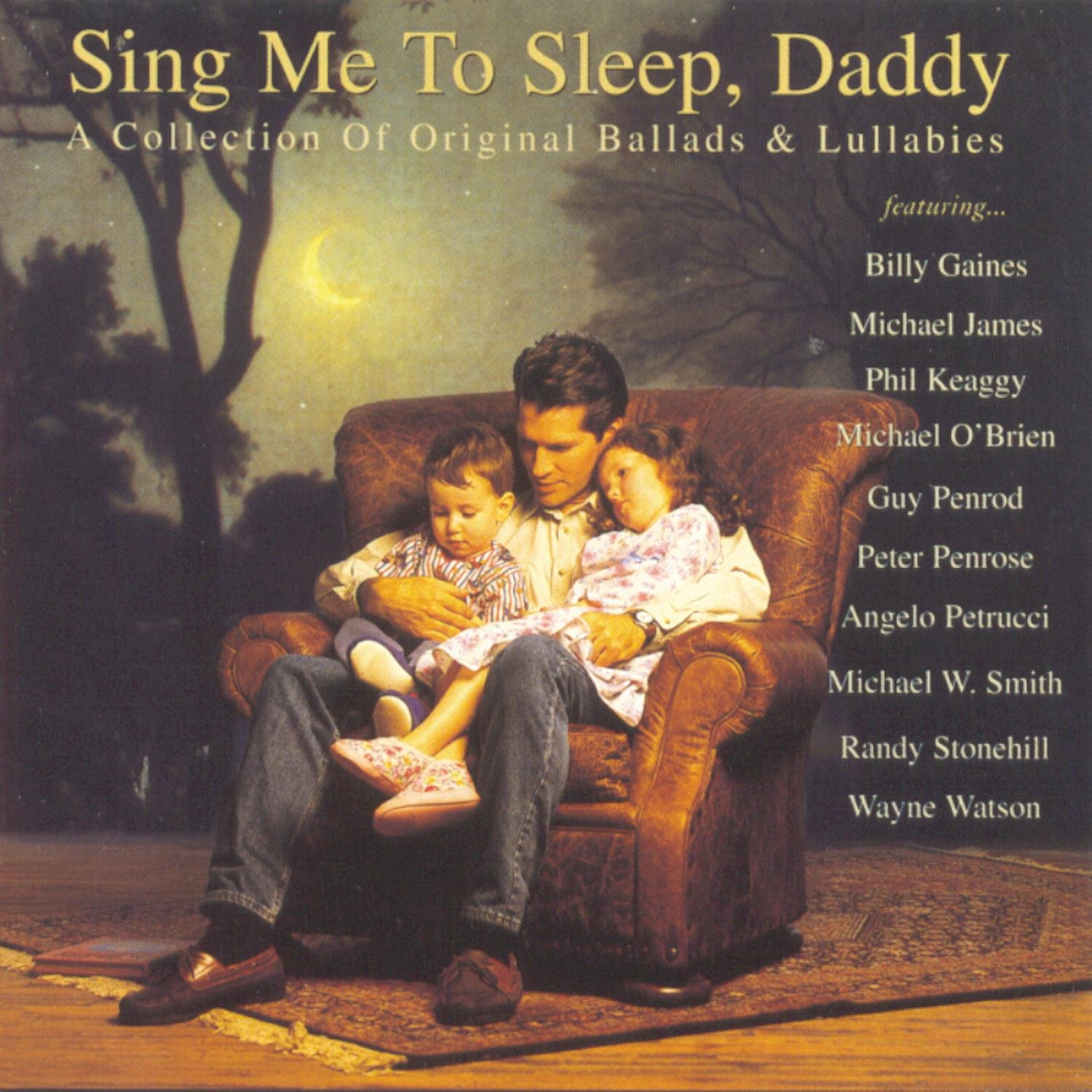various sing me to sleep daddy com music