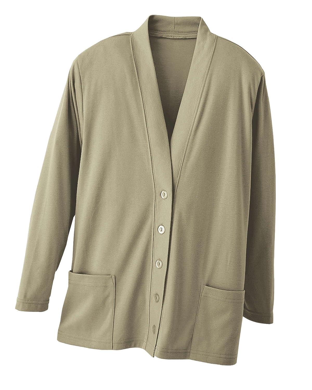 National Fleece Cardigan at Amazon Women's Clothing store ...