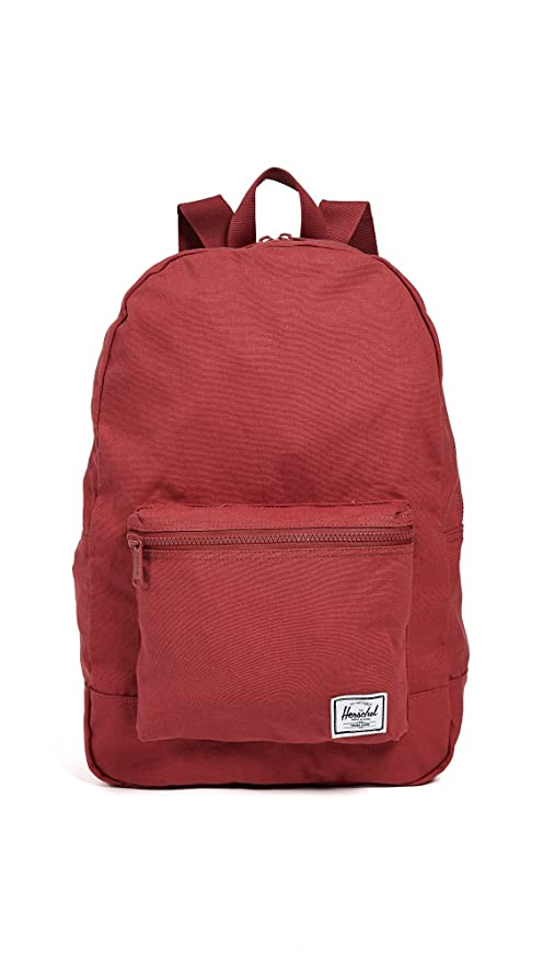 Herschel Packable Daypack Backpack - Brick Red  Amazon.ca  Luggage   Bags 965cb20818f08